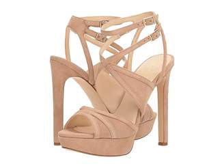 0a999eae50a at 6pm.com · Nine West Valeska Platform Heel Sandal High Heels
