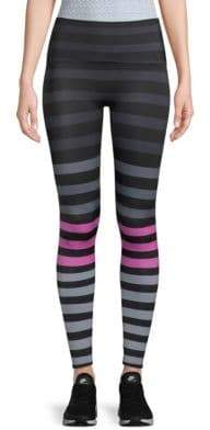 Sneaker Length Victoria Stripe Leggings