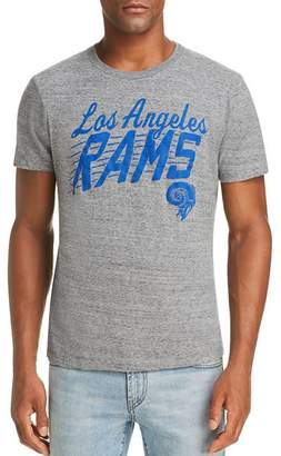 Junk Food Clothing Rams Marled Graphic Tee