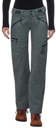 Norrona Svalbard Flex 1 Softshell Pant - Women's