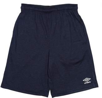 Umbro Men's Branded Performance Shorts, Navy/