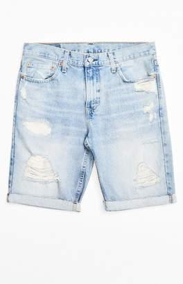 Levi's Light 511 Slim Cutoff Denim Shorts