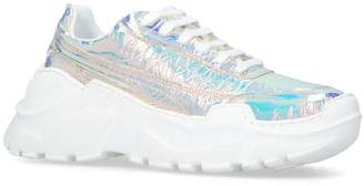 Joshua Sanders Zenith Holographic Sneakers
