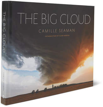 Abrams The Big Cloud: Camille Seaman Hardcover Book