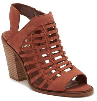Vince Camuto Kessey Woven Leather Sandal