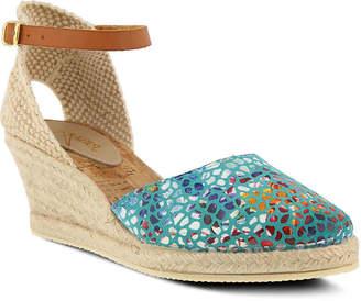 Azura Kaitlin Espadrille Wedge Sandal - Women's