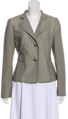 Akris Punto Structured Blazer