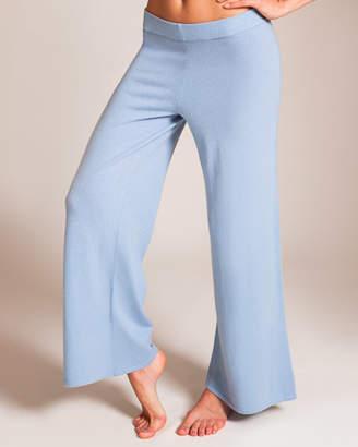 Arlotta Cashmere Wide Leg Pant