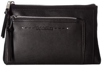 Calvin Klein Lisa Nylon Crossbody Cross Body Handbags