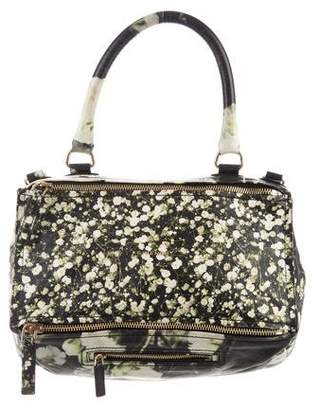 Givenchy Floral Medium Pandora Bag
