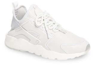 Women's Nike Air Huarache Run Ultra Sneaker $130 thestylecure.com