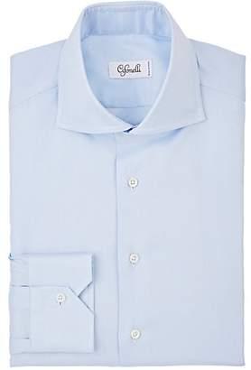 Cifonelli Men's Cotton Pinpoint Oxford Cloth Dress Shirt - Lt. Blue