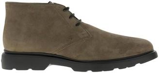 Hogan Chukka Boots Shoes Men