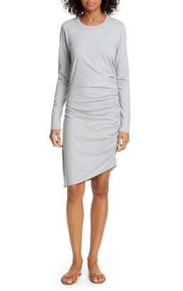 28e2ec68b0f Veronica Beard Jaelyn Long Sleeve Ruched Dress