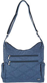 Lug Oversized Crossbody Handbag - Cable Car 3