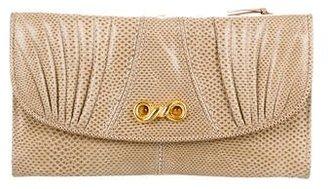 Judith Leiber Karung Embellished Wallet $195 thestylecure.com