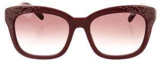 Chloé Studded Cat-Eye Sunglasses