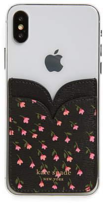 Kate Spade Meadow Double Pocket Phone Sticker
