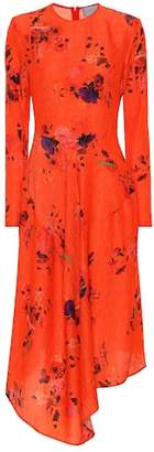 Preen by Thornton Bregazzi Marcello floral silk dress