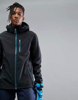 Killtec Horaz Soft Shell Hooded Jacket