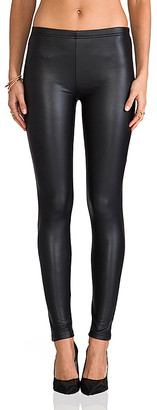 Plush Fleece Lined Liquid Legging