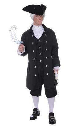 Forum Men's Founding Father Size Patriotic Costume