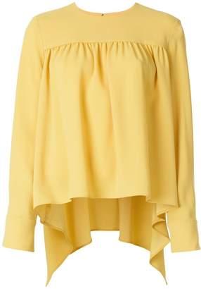 Sonia Rykiel flared blouse