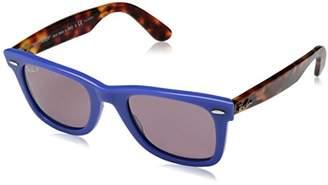 Ray-Ban Wayfarer Polarized Square Sunglasses