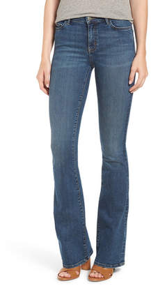 M.i.h Jeans Marrakesh High Rise Bootcut Jean $245 thestylecure.com