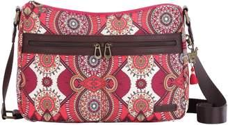The Sak Sakroots Willow Nylon Hobo Handbag