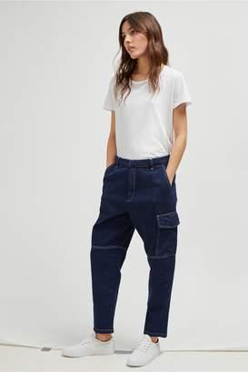 French Connection Nomi Carpenter Denim Jeans