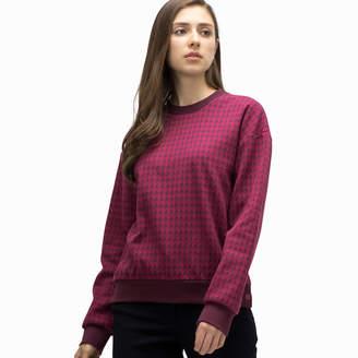 Lacoste (ラコステ) - 千鳥格子 スウェットシャツ