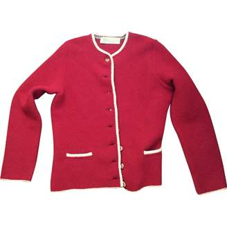 Anthropologie Red Wool Knitwear for Women