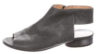Maison Margiela Leather Glove Sandals