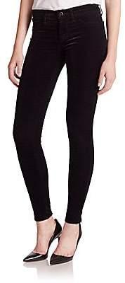 J Brand Women's Velveteen Super Skinny Jeans