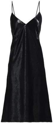 Bailey 44 Love In The Dungeon Metallic Velvet Slip Dress