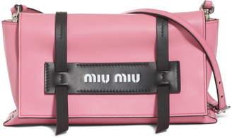 f8a1d3dfe66e Miu Miu Small Grace Calfskin Shoulder Bag