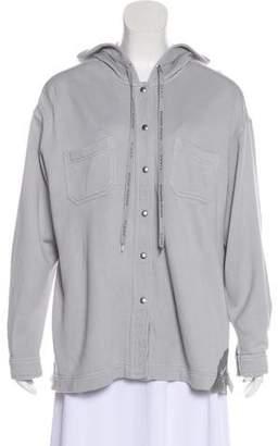 Pinko Sunday Morning Hooded Jacket