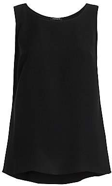 0d73c9e00d09f Lafayette 148 New York Black Plus Size Tops - ShopStyle