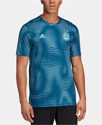 5bd444b45 adidas Men Parley Printed Soccer Jersey