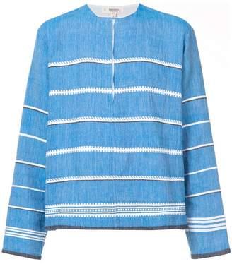 Lemlem striped longsleeve pullover