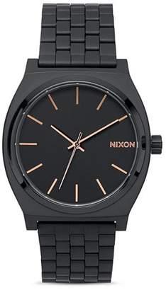 Nixon Time Teller Watch, 37 mm