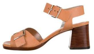 Robert Clergerie Pomav Ankle Strap Sandals w/ Tags