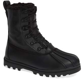 Native Shoes Jimmy Treklite Water Repellent Boot with Faux Shearling Liner