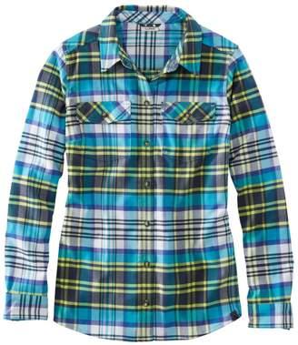 L.L. Bean L.L.Bean Whisper Lodge Flannel Shirt