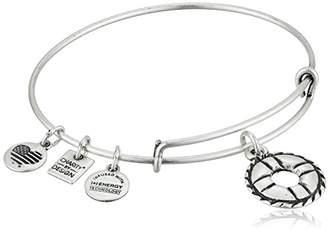 Alex and Ani Charity By Design Life Preserver Bangle Bracelet