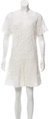 Ralph Lauren Lace Mini Dress