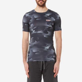 Superdry Sport Men's Athletic Dissolve Camo T-Shirt