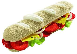 Oskar & Catie Soft Play Food Baguette