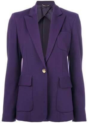 Les Copains classic fitted blazer